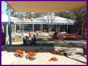Sand box and playground of IPEC