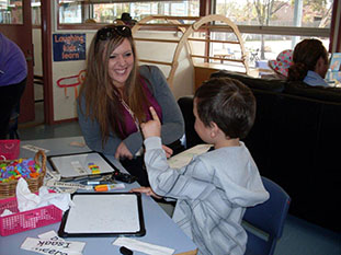 Parents are unvitiated the school and involve with the children's learning